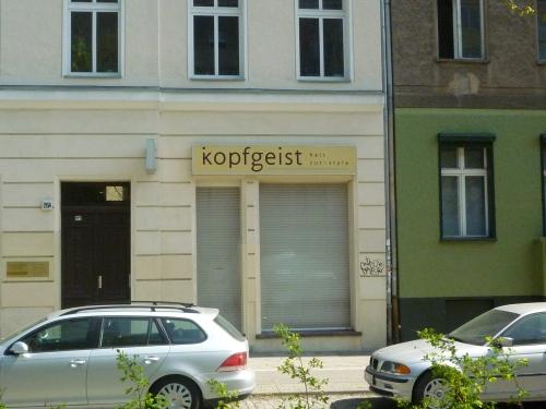kopfgeist Berlin